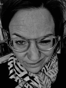 Moderatorin Coachin Beraterin hat Spaß Blogeintrag
